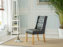 "olivia chair ""grey"""
